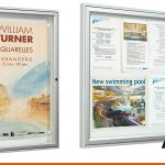 Indoor notice boards can be any size and wall mounted | BEL Signs