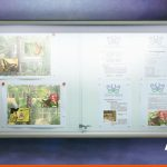 Our range of notice boards can also have LED lighting kits added