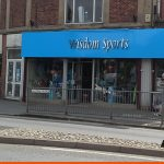 Shop Front Signage with lettering   Haywards Heath