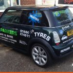 Car signwriting | 01444 | Haywards Heath
