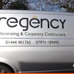 BEL Signs cover Haywards Heath | Van Signwriting