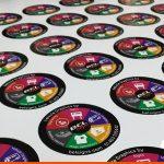 Printed stickers | BEL Signs