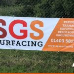Custom made printed banners, ideal for promotional use