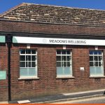 External Signage for Meadows Wellbeing | Billingshurst