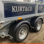 Trailer Panels | Large Format Print | Horsham