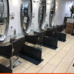 Local Horsham Hairdressers with screens