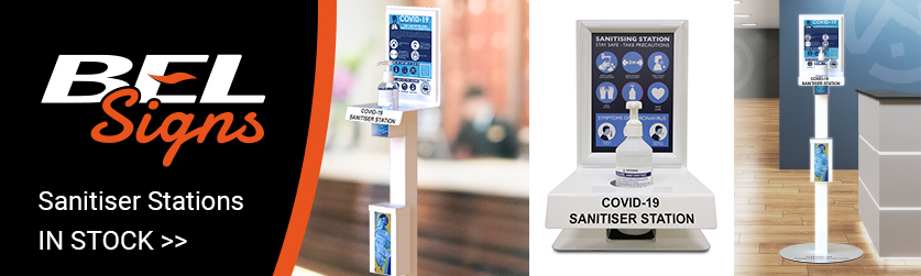 Sanitiser Station sin stock