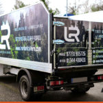 Ford Tipper for LR Arboriculture