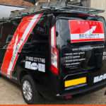 Direct Security Ford Transit
