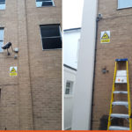 CCTV signage | manufactured and installed