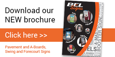 BEL Signs Pavement Signs Brochure