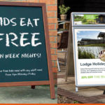 Premier Chalkboard and A-Master Plus | Pavement Signs