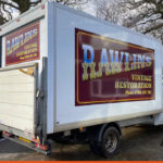 Large Format Print for Rawlins onto a Luton