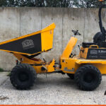 Plant Machinery signage for KBS | Vehicle Graphics