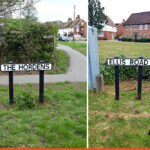 Nameplates manufactured and installed in Sussex | BEL Signs
